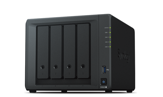 Copias de seguridad y redundancia con Synology DS920+