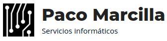 Logo Paco Marcilla